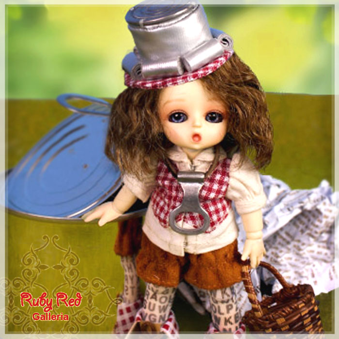 CC0007A Genie in the City (with wig) - Cloth Set
