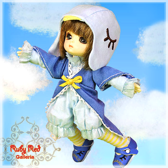 CC0008A Fly to the Sky (with wig) - Cloth Set