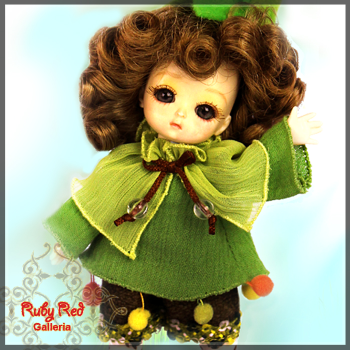 CC0009A Foster (with wig) - Cloth Set