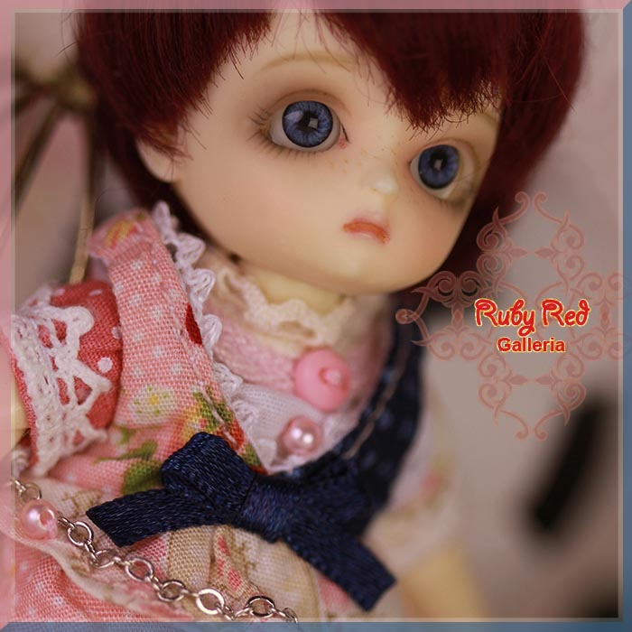CC0014A My Sweet Heart (with wig) - Cloth Set