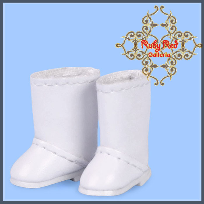 CH0005A White Boots