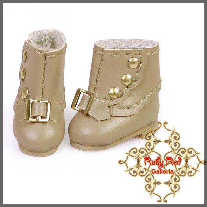 CH0007A Apricot Boots