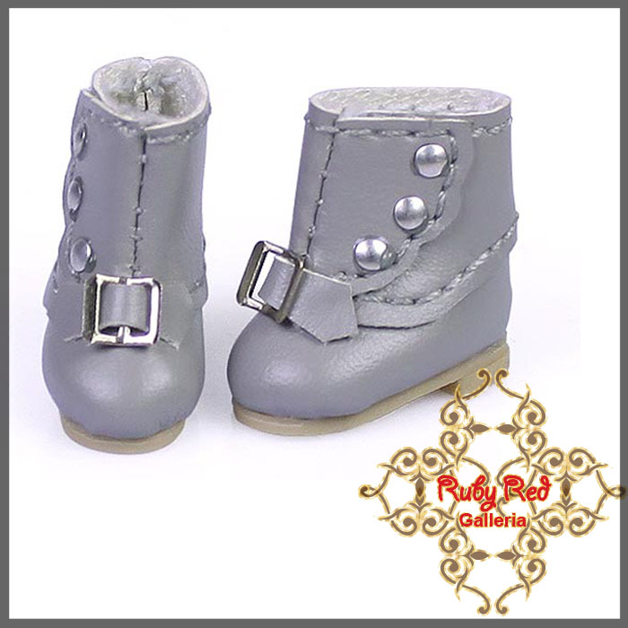 CH0007C Grey Boots