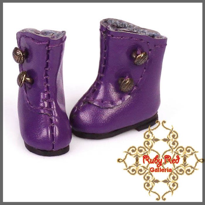 CH0008A Purple Boots