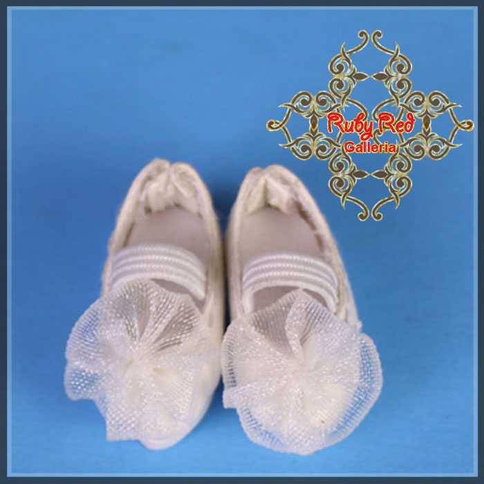 CH0011A My Ballet Shoes-White