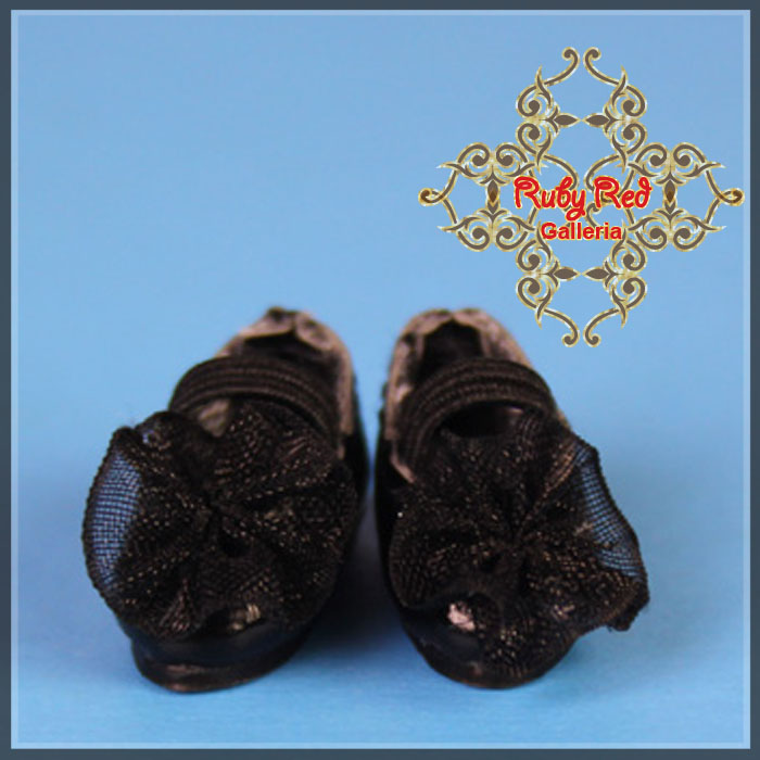 CH0011B My Ballet Shoes-Black