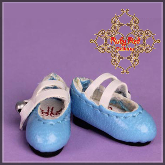 CH0014A Baby Blue Mary Jane