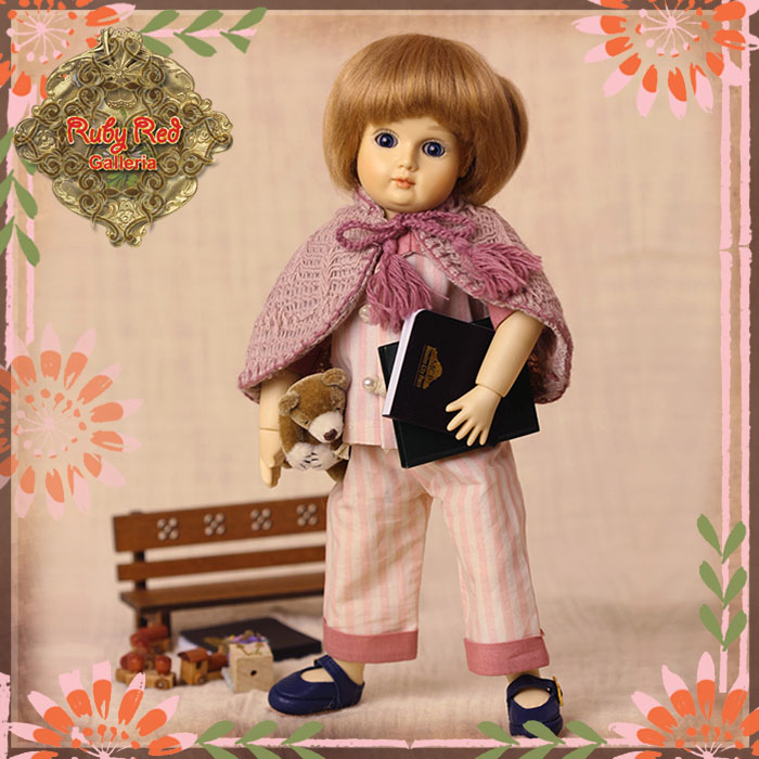 EC0068A Bleuette Winter Sleepwear Set