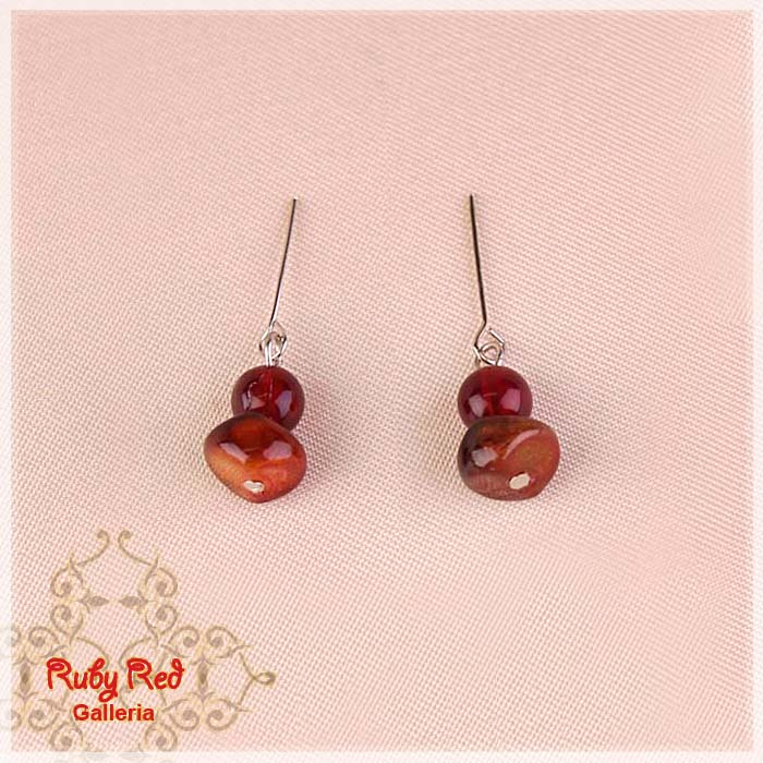EE0002A Antique Style Earrings - for Bleuette
