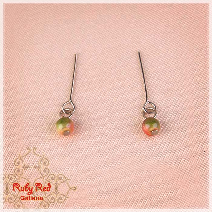 EE0008A Antique Style Earrings - for Bleuette