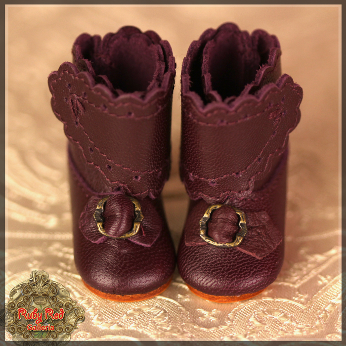 EH0051A Bleuette Leather Boots
