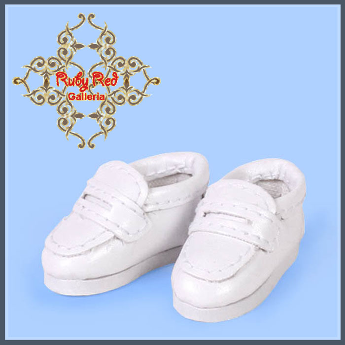 GH0007A White Walking Shoes