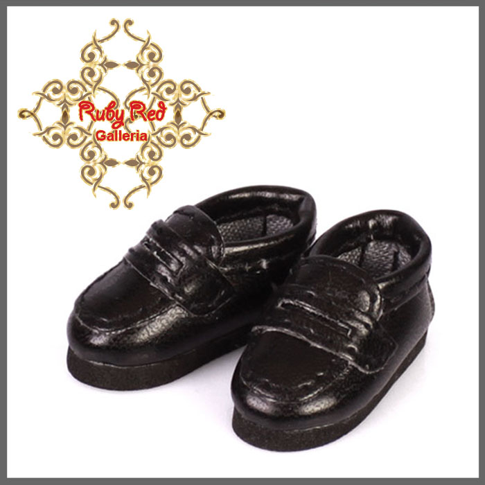 GH0007B Black Walking Shoes