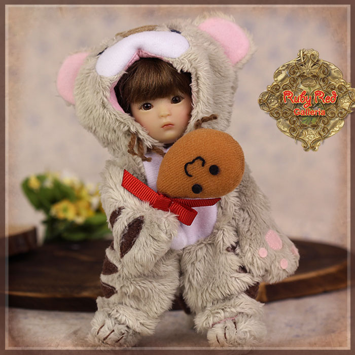 HC0029A Yu Ping Animal Costume – Grey Tiger