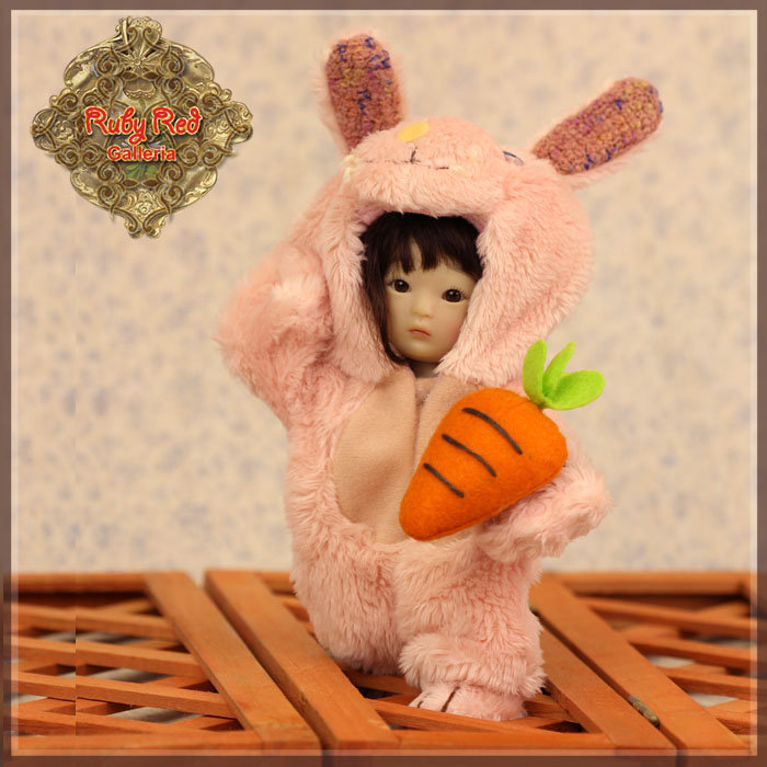 HC0043A Yu Ping Animal Costume – Pink Rabbit