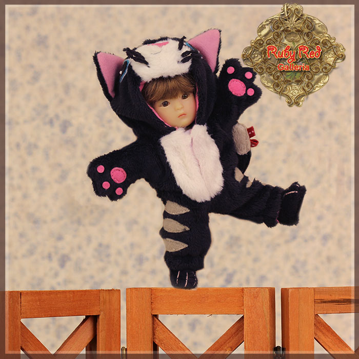 HC0044A Yu Ping Animal Costume - Black Cat