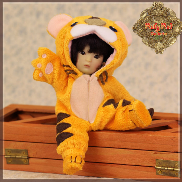HC0045A Yu Ping Animal Costume - Orange Tiger