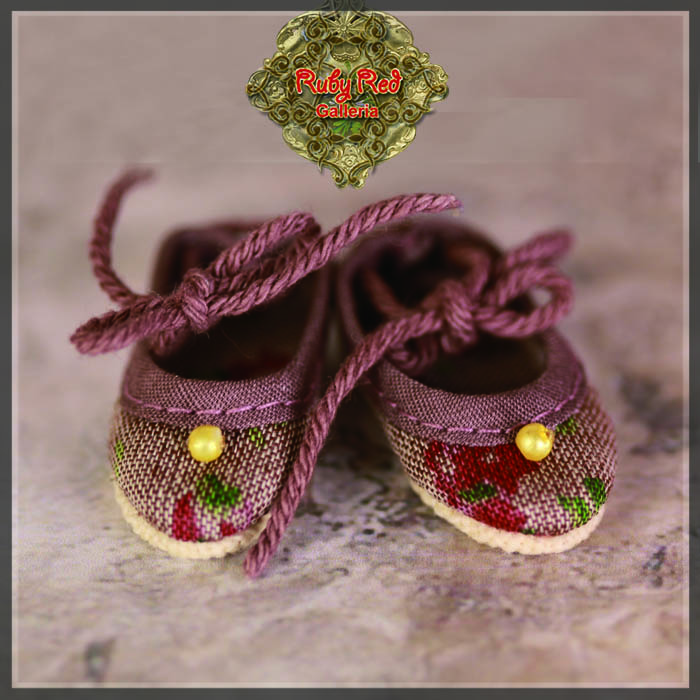 HH0006A Cotton Fabric Shoes