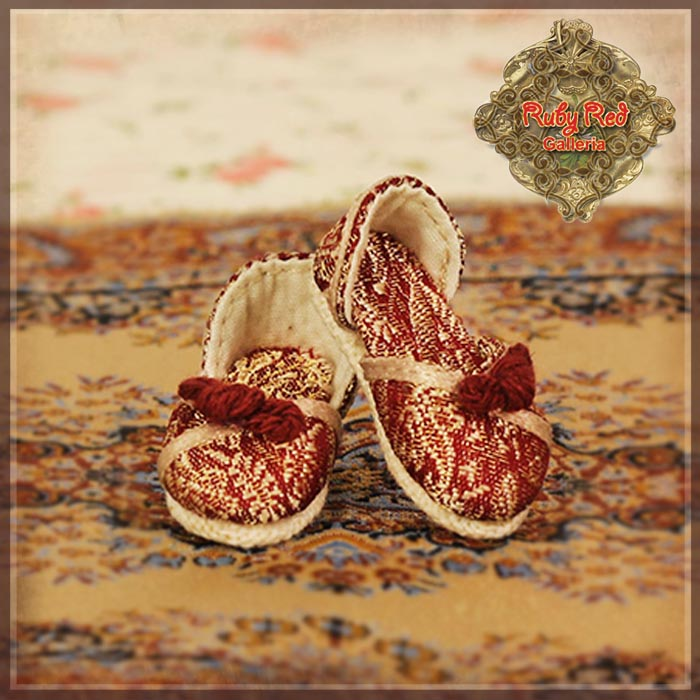 HH0009A Cotton Fabric Shoes