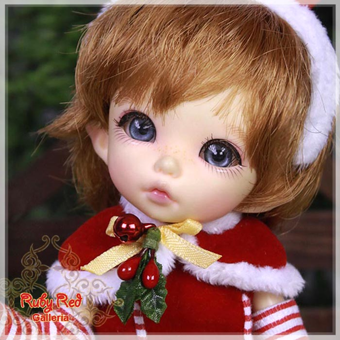 KA0025A Santa Deer (with wig) - Cloth Set