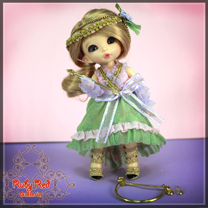 KA0026A Arrow of Love (with wig) - Cloth Set