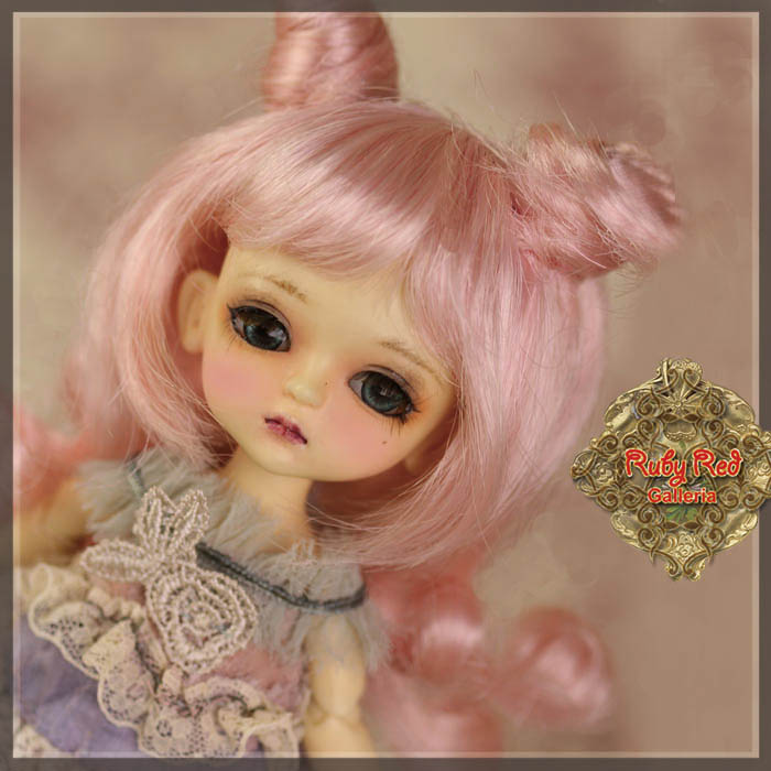 LD0033A Pink Doll Wig