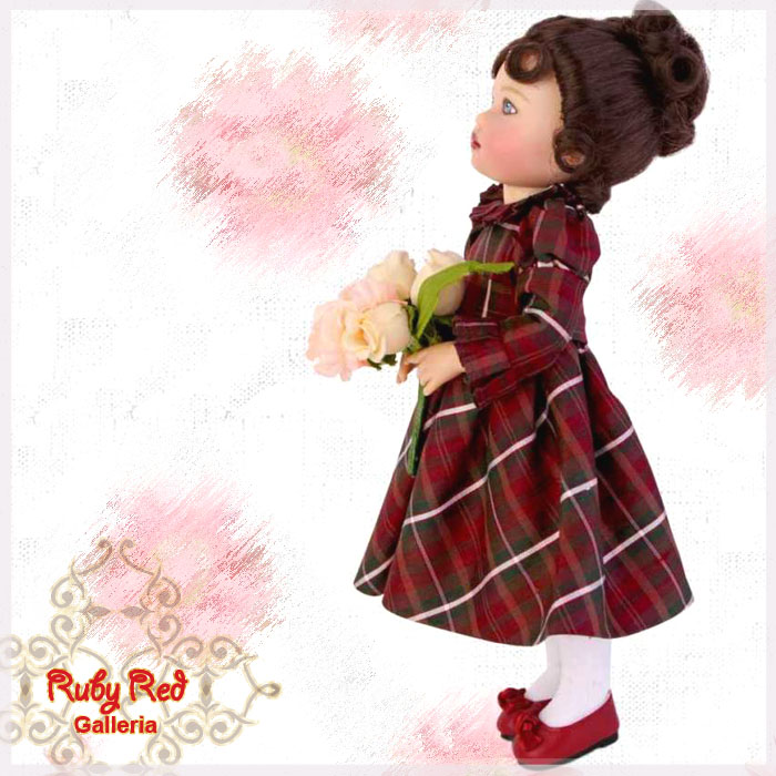 RA0002A Plaid Party Queen