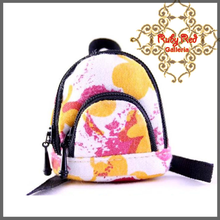 RB0001A Hot Pink Backpack
