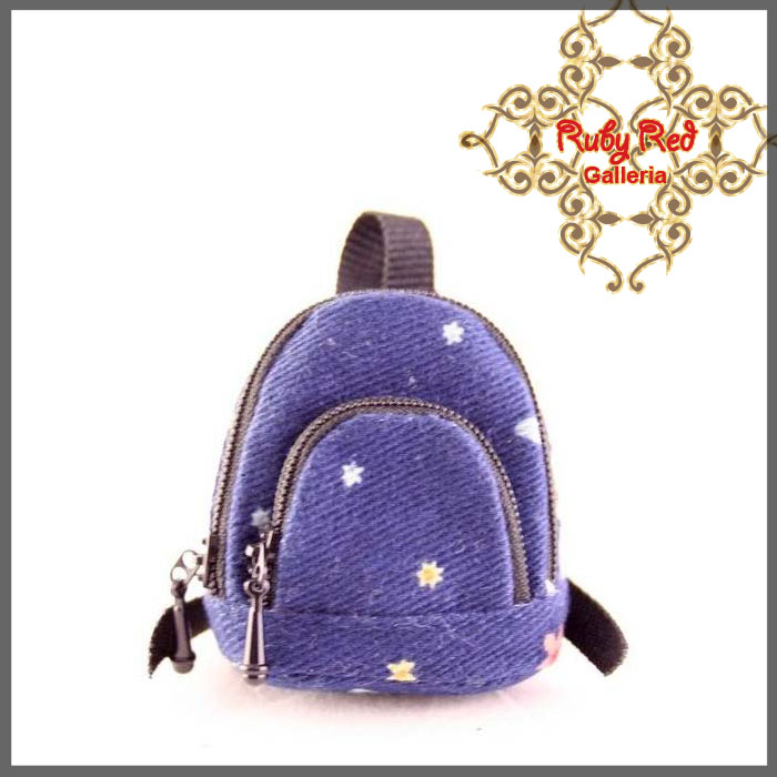 RB0001D Dark Blue Backpack