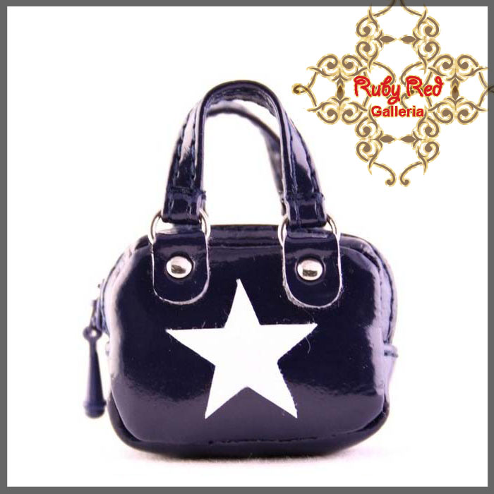 RB0002A Black Fashionable Handbag