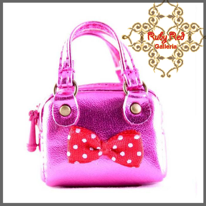 RB0003D Hot Pink Fashionable Handbag