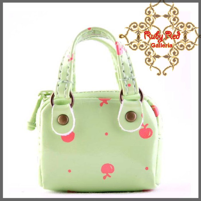 RB0003F Green Fashionable Handbag