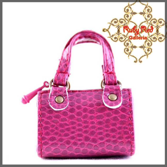 RB0005B Hot Pink Elegant Handbag