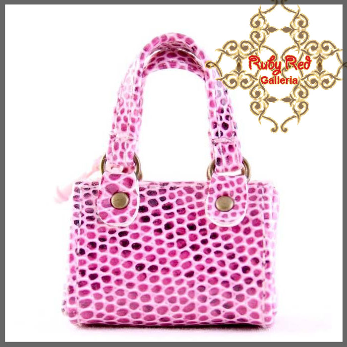 RB0005D Purple Elegant Handbag