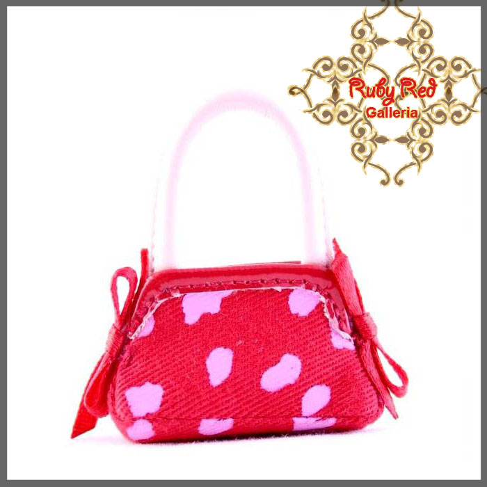RB0007A Red Special Handbag