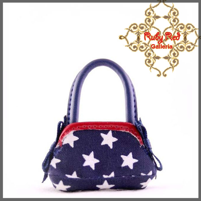 RB0007B Blue Special Handbag