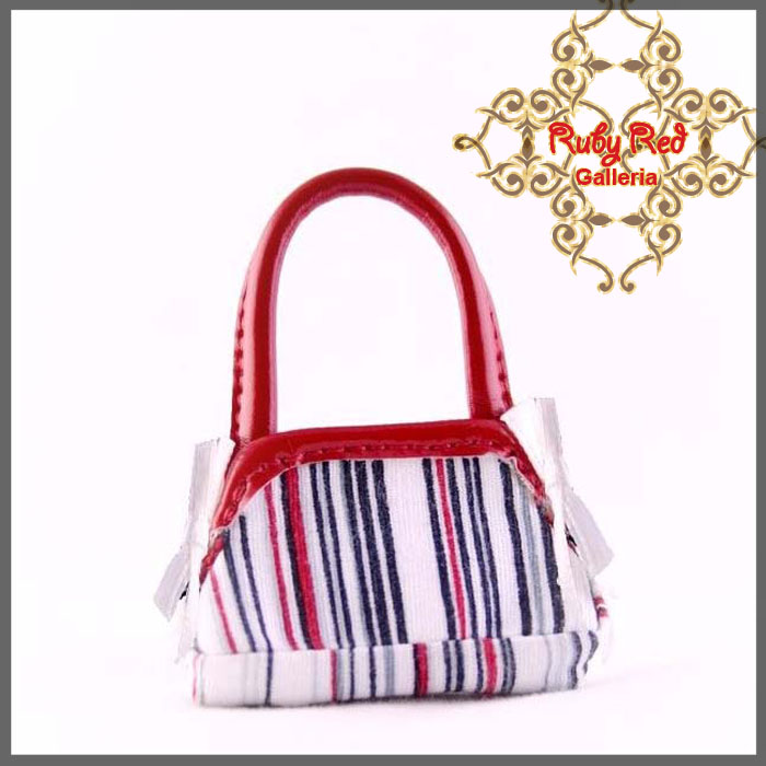 RB0007C Stripe Special Handbag