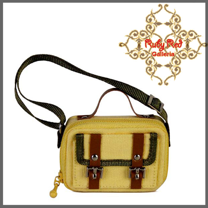 RB0012A Mustard Casual Side Bag