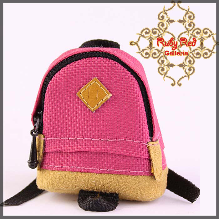RB0015A Pink Sport Backpack