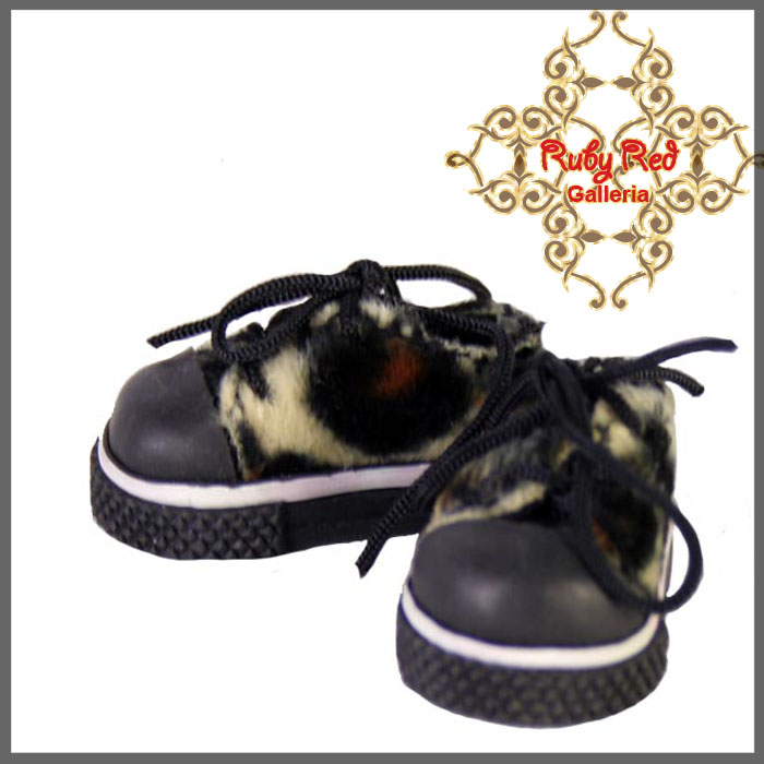 RH0024A Snow Adventure Fur Sneakers