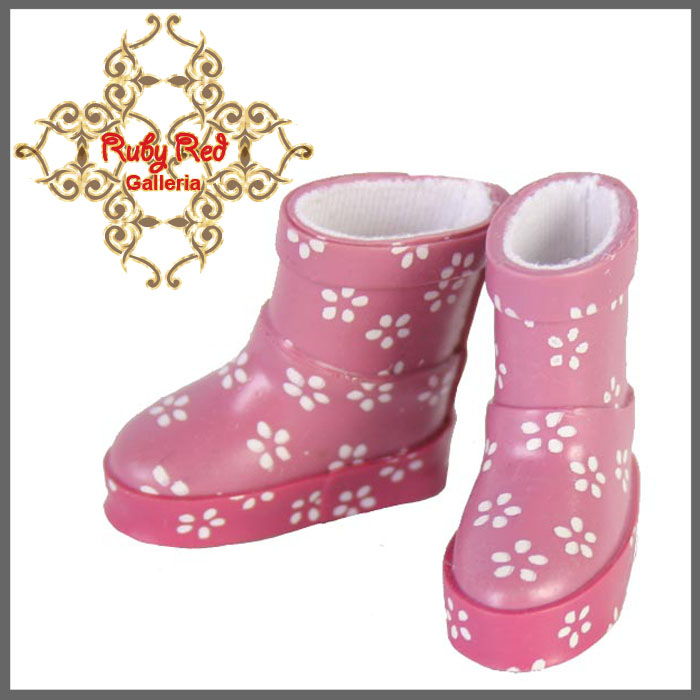 RH0026A Rainy Day Purple Rain Boots