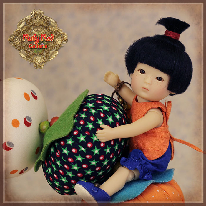TA0001A Tanghulu - Tang Yuen'er (Fulfillment) doll set