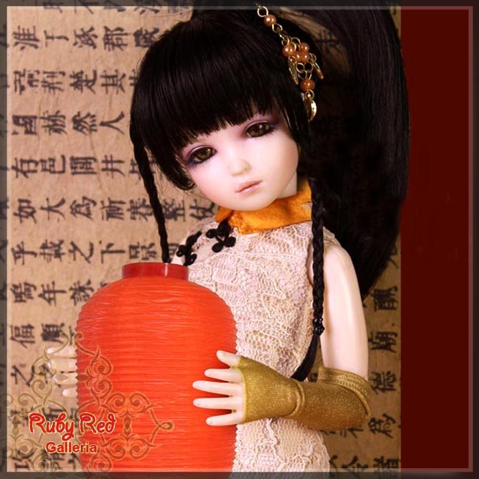 WC0008A The day of Full Moon (with Wig) - Cloth Set