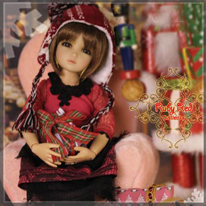 WC0044A White Christmas - Cloth Set