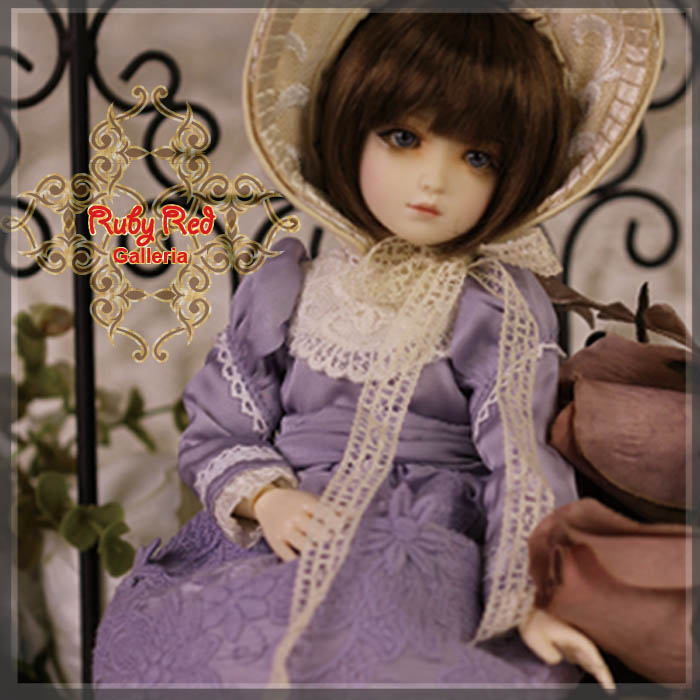 WC0045A Lia en Provence - Cloth Set