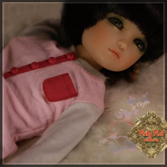 WC0053A Rejoice with Color Shades (with wig) - Cloth Set