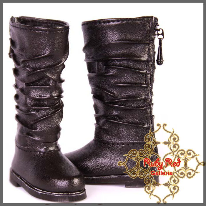WH0014A Black Fashion boots