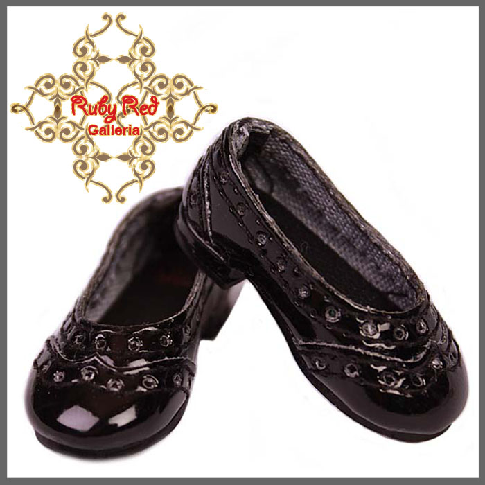 WH0022A Black Shoes
