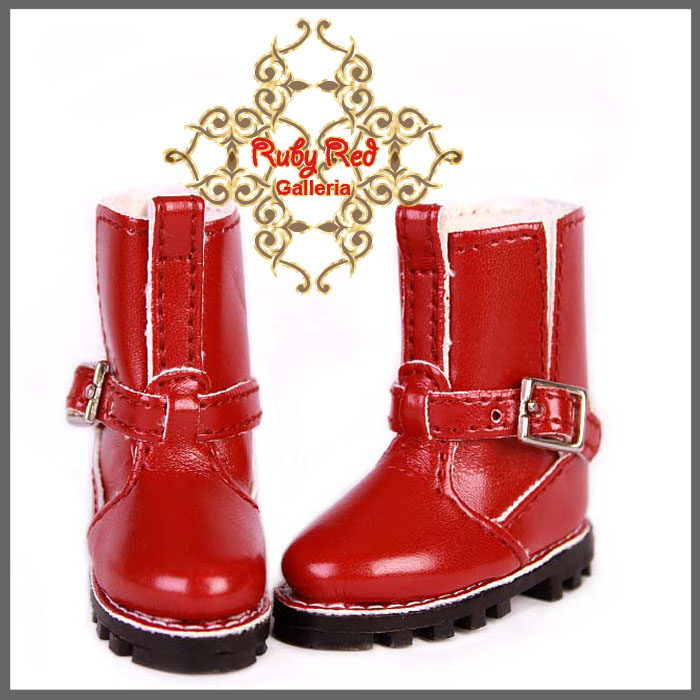 WH0027A Red Boots