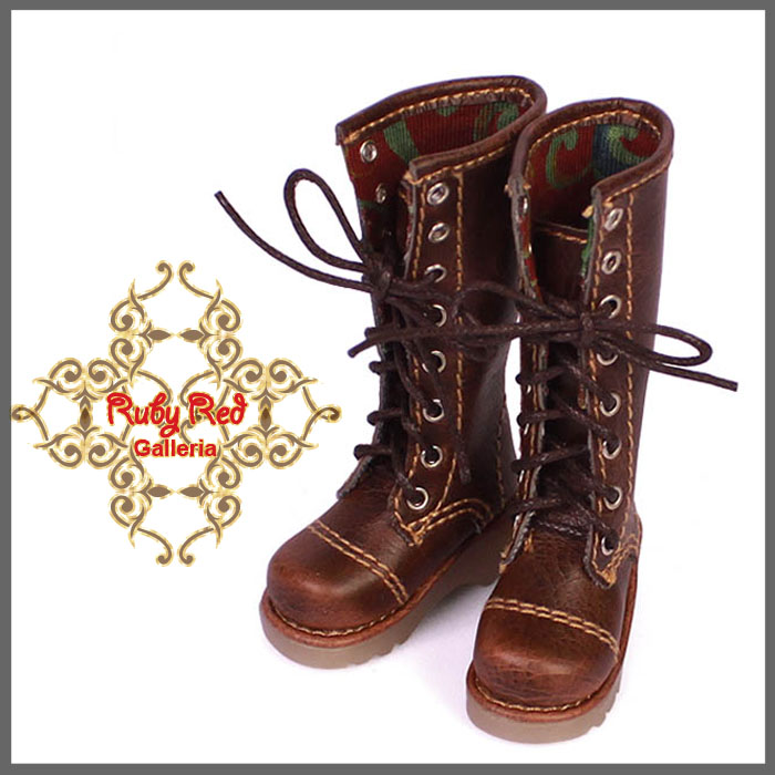 WH0043A Brown Boots